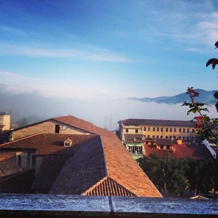 Hotel Miramonti : vista dalla camera