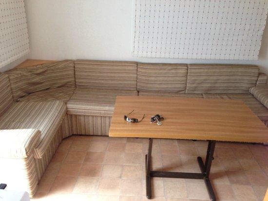 Camping Resort Almafra : comedor