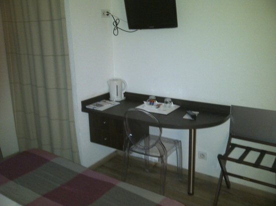 Hotel San Carlu Citadelle: Chambre