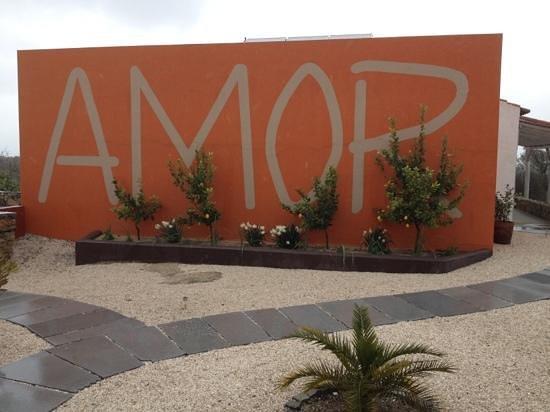Quinta Serra De Sao Mamede: casa amor perfeito