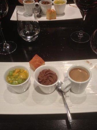 Boeuf and Cow : café douceur . terrible !
