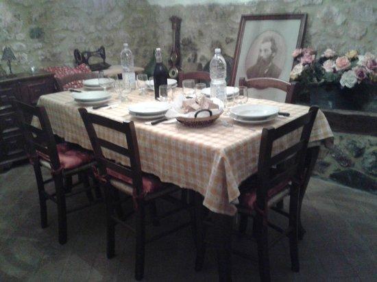 Agriturismo Il Montale: sala ristorante