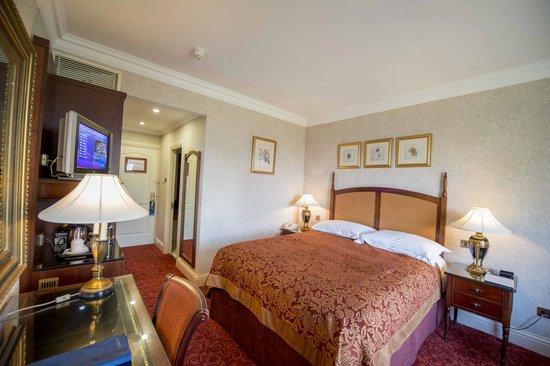Radisson Blu St. Helen's Hotel, Dublin: Comfortable double room