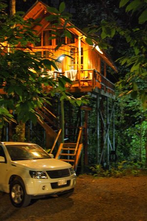 Tree Houses Hotel Costa Rica: our treehouse