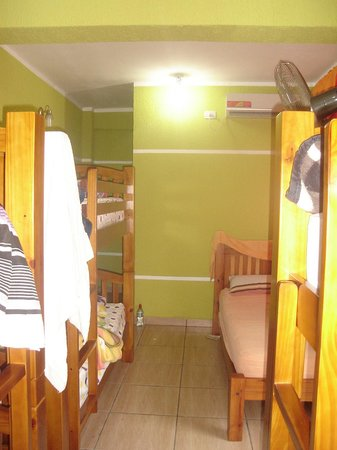 Hostel Peter Pan: Habitación 18