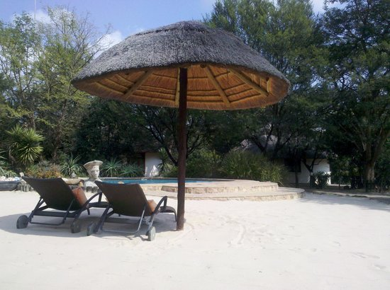 Aquanzi Lodge: paradise