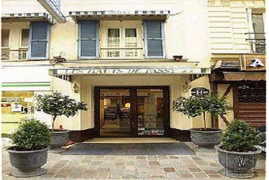 Hotel les Hauts de Passy: Hotel Exterior