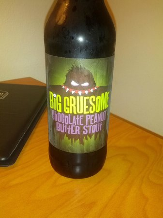 Otto's Pub and Brewery: Big Gruesome
