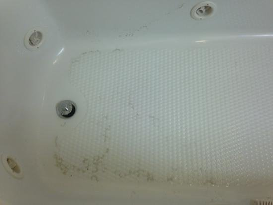 Hilton Fort Lauderdale Beach Resort: bad tub experience