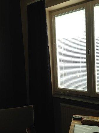 Skara Stadshotell: Smutsiga fönster