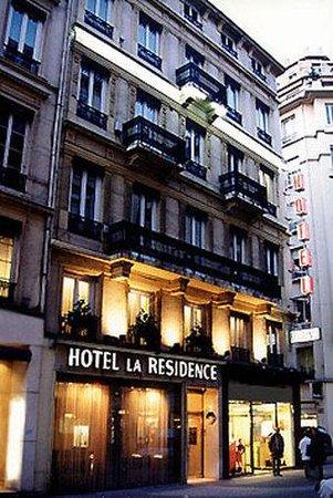 Hôtel La Résidence : Exterior view