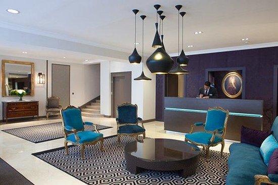 Hotel Mansart: Lobby