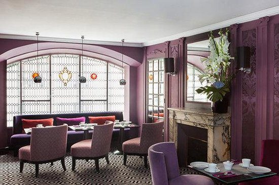 Hotel Mansart: Breakfast Room