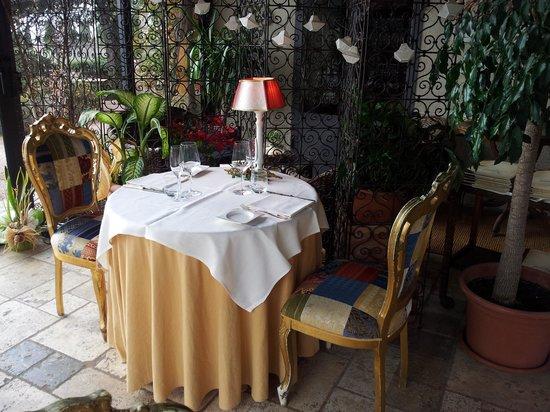I Capricci di Merion: ristorante