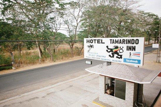 TamarindoVille by Tamarindo Inn: steet view