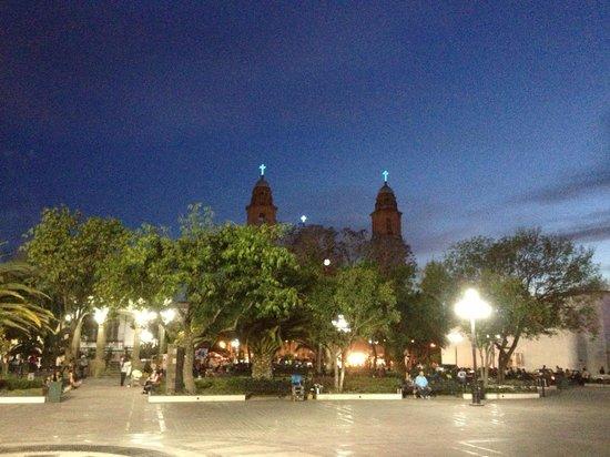 Santuario de la Virgen de Schoenstatt: Teocaltiche Jalisco México