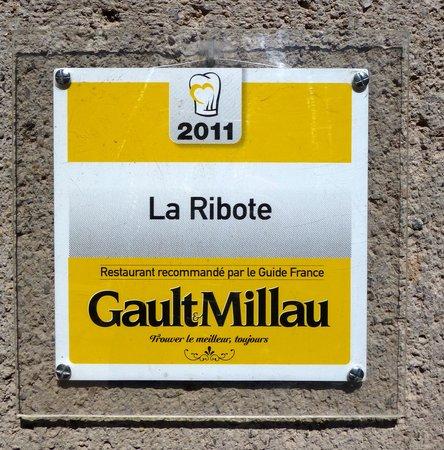 La Ribote : Auszeichnung