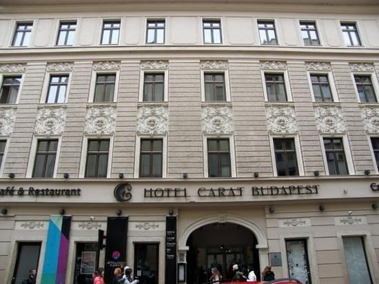 Carat Boutique Hotel: hotel Carat