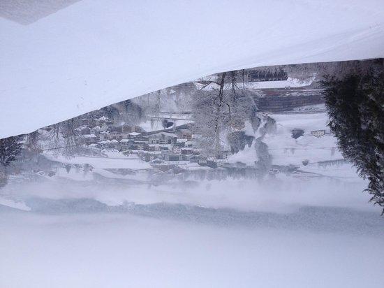Hotel Digon: Día de nieve