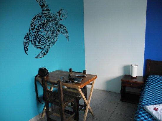 El Viajero San Andres Hostel & Suites: Habitación