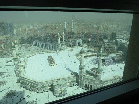 Al Marwa Rayhaan by Rotana-Makkah: kaba view room