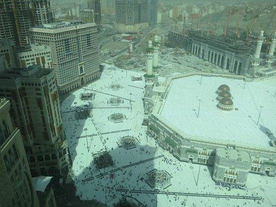 Al Marwa Rayhaan by Rotana-Makkah: view from the room