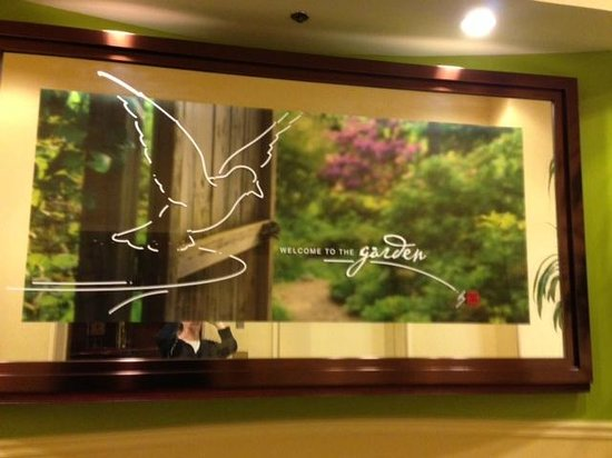 Hilton Garden Inn Jacksonville / Ponte Vedra: welcome