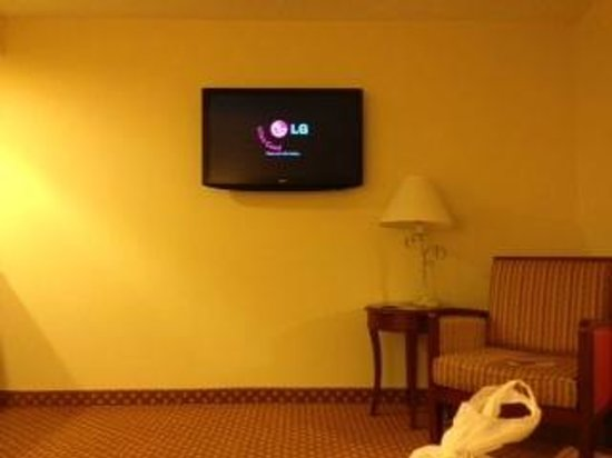 Small tv big wall picture of hilton garden inn - Hilton garden inn ponte vedra beach fl ...