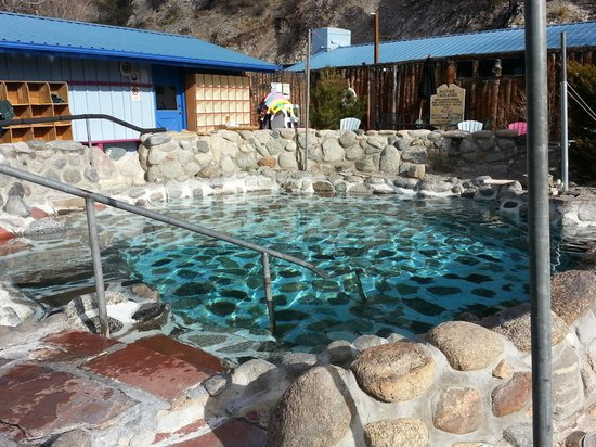 Cottonwood Hot Springs Inn & Spa: Wonderful!