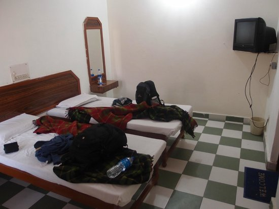 Hotel Sidhartha: double room with AC