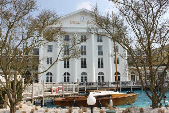 """Hotel """"Bell Rock"""" Europa-Park: Vue de la partie principale"""