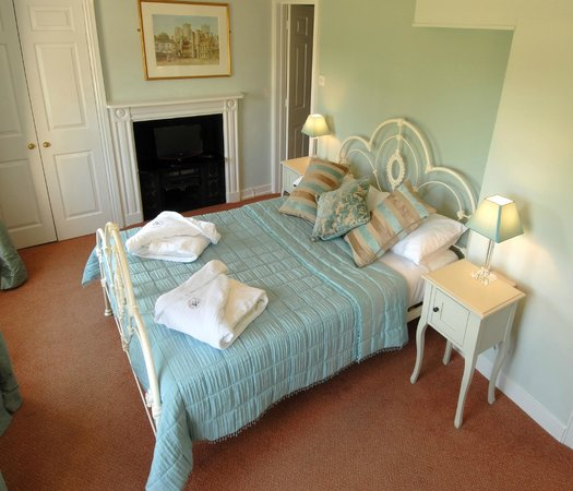 Ancient Gate House Hotel: Double room
