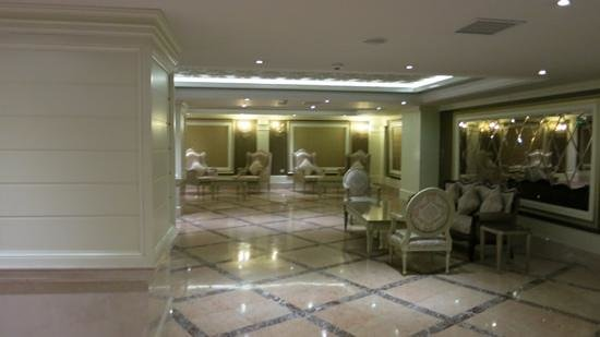 Grand Hotel Halic: lounge