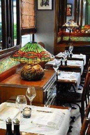 Tiffany Hotel : Restaurant