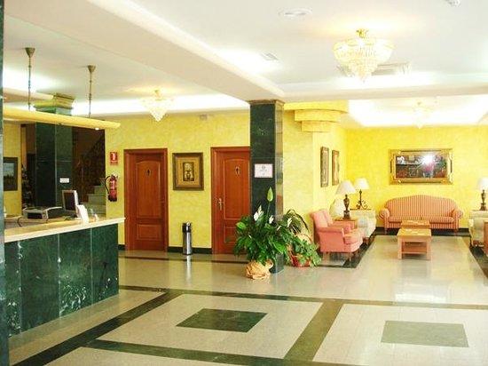 Santa Rosa Hotel : Eingang