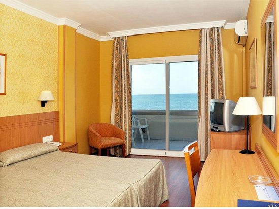 Santa Rosa Hotel: Zimmer mit meerblick