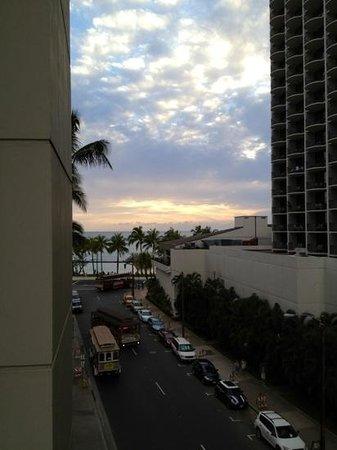 Hotel Renew: balcony view 5th floor
