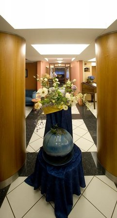 Hotel Melba : lobby