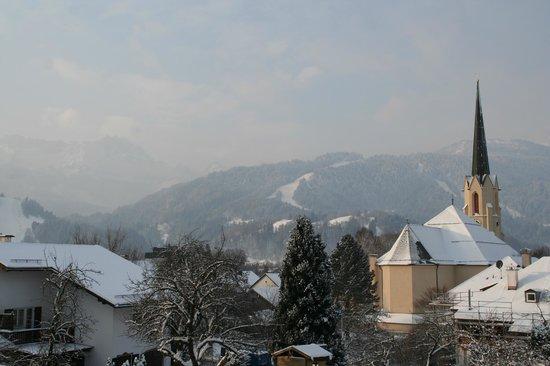 Hotel & Gasthof Schatten: Our view