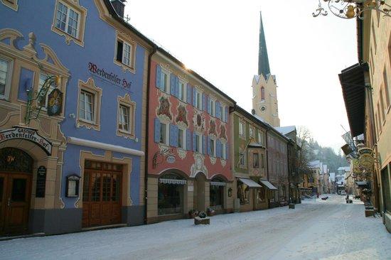 Hotel & Gasthof Schatten: Partenkirchen