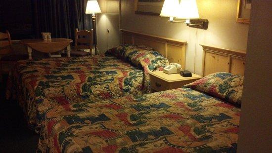 Gazebo Inn Ocean Front: oceanfront room