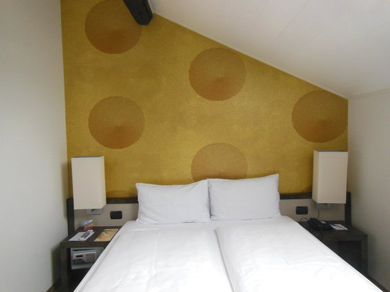 Hotel and SPA Internazionale: nice decor and comfy bed