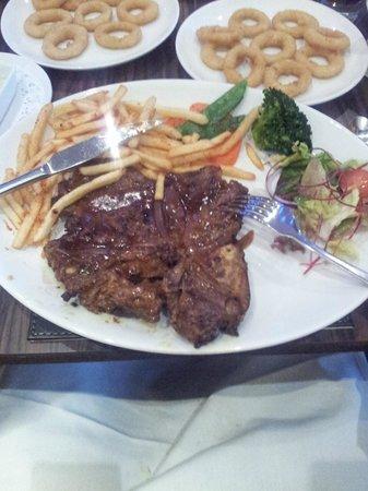 Chicken stake picture of buffalo grill luton tripadvisor - Buffalo grill ticket restaurant ...