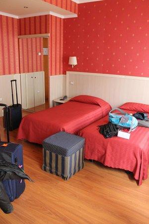 Hotel Garda: Camas