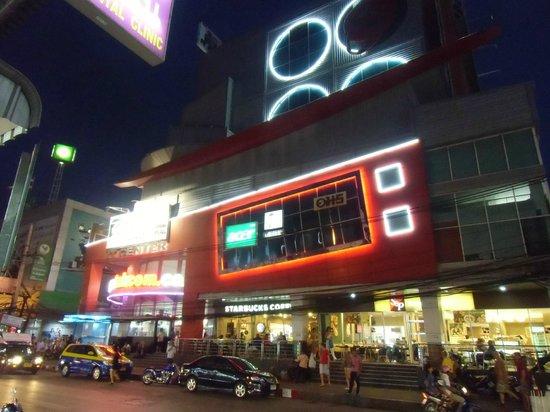 Cucumber Inn Suites: The legendary Tuk Com store (phones,software,dvds etc) 50yds away.