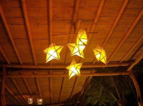 La Posada de los Tumpis: lamparas artesanales