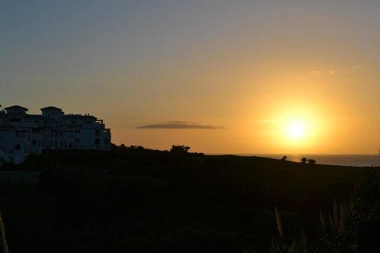 Apartamentos Vista Real: Watching sunrise