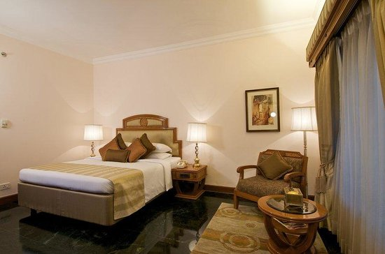 The Ummed Ahmedabad: Deluxe Suite
