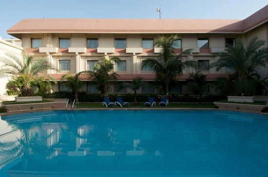 The Ummed Ahmedabad: Workout Pool