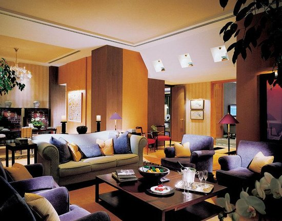 The Shilla Seoul: Presidential Suite - South Wing